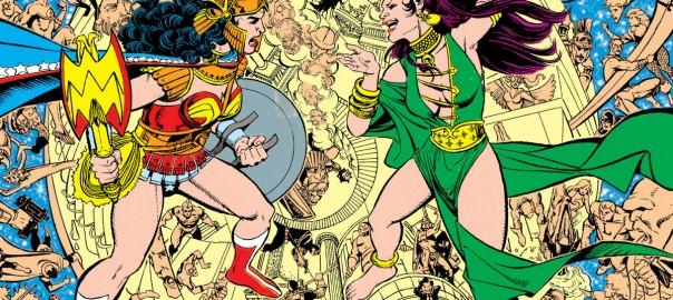 Wonder Woman y Circe