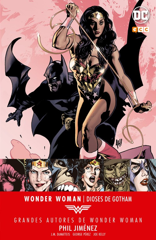 Wonder Woman: Dioses de Gotham