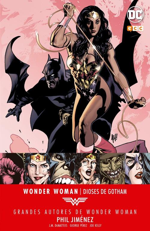 Wonder Woman: Dioses de Gotham