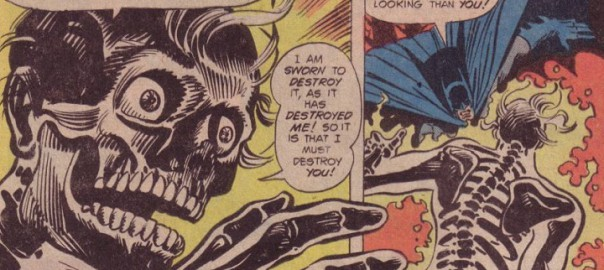 Grandes Autores de Batman: Steve Englehart - Extrañas Apariciones