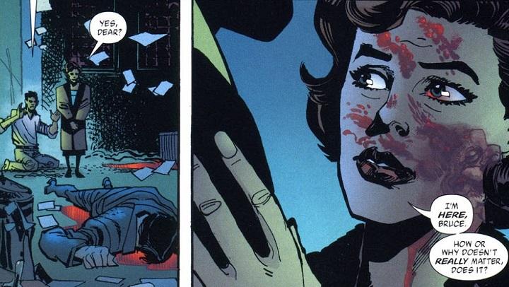 Grandes Autores de Batman: Greg Rucka y Klaus Janson - La Muerte y las Doncellas