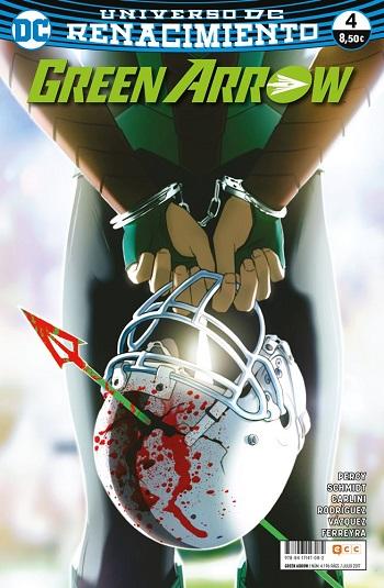 Green Arrow: Renacimiento #4