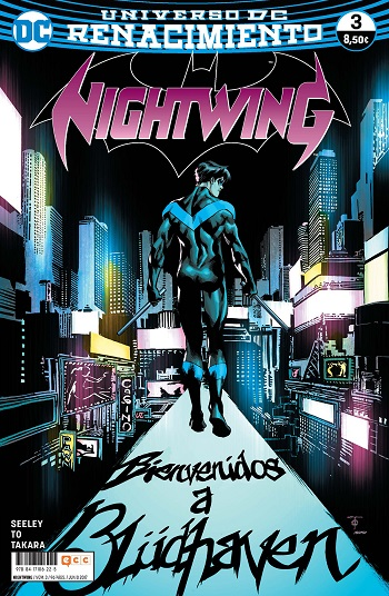 Nightwing: Renacimiento #3