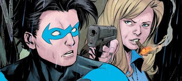 Nightwing: Renacimiento #4
