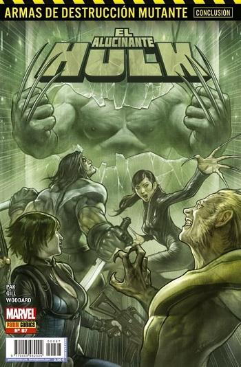 El Alucinante Hulk #67