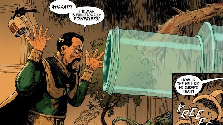Doctor Extraño #23