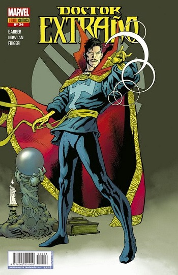 Doctor Extraño #24