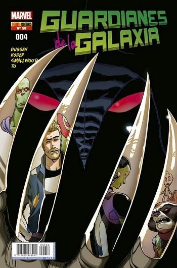 Guardianes de la Galaxia #58