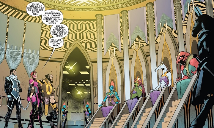 Inhumanos: Familia Real #42 (#5)