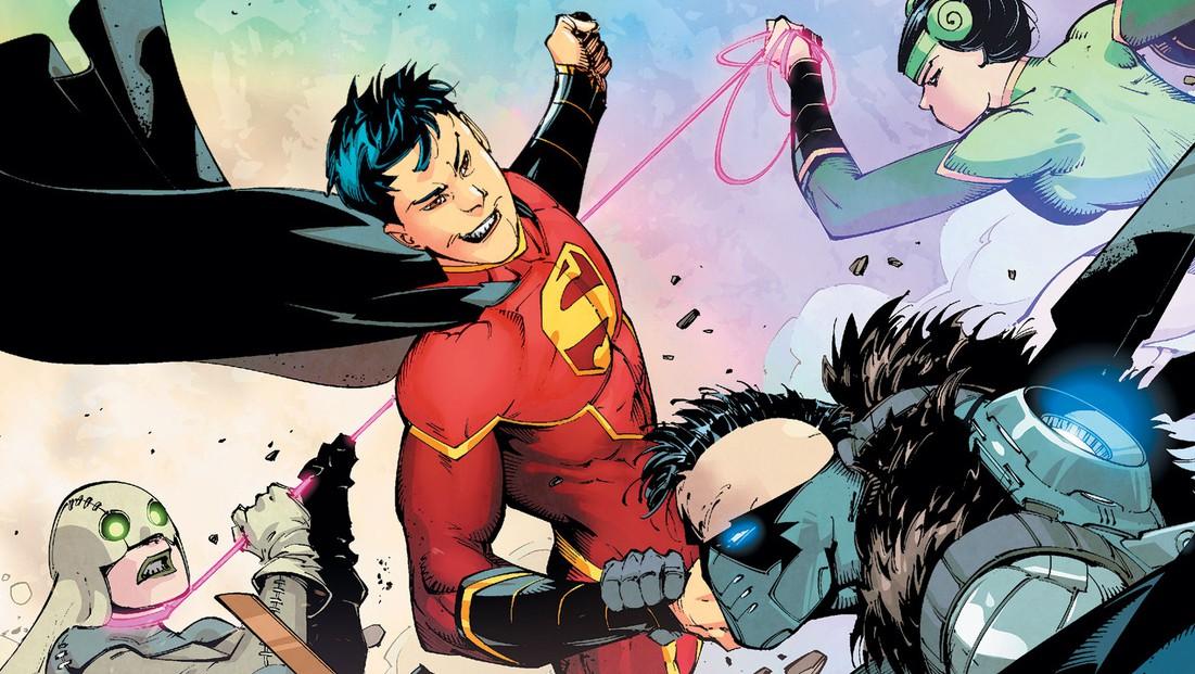 El nuevo Super-Man