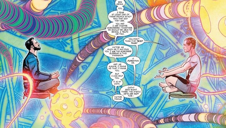 Victor von Muerte: Iron Man #11