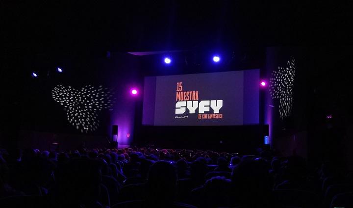 15 Muestra Syfy de Cine Fantástico