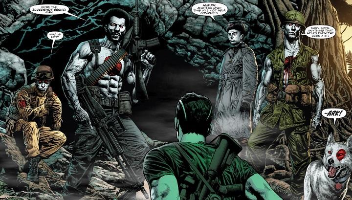 Bloodshot #4: La Isla de Bloodshot