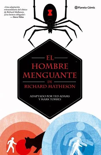 El Hombre Menguante de Richard Matheson
