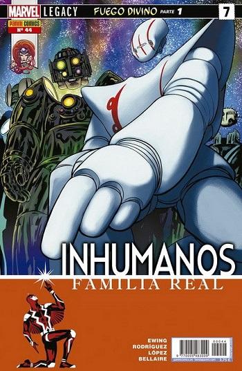 Inhumanos: Familia Real #44 (#7)