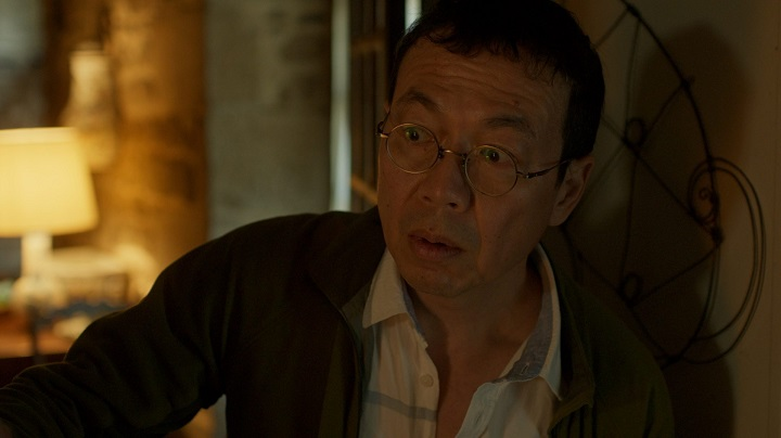 Kenji Yamauchi en Ato San Nen
