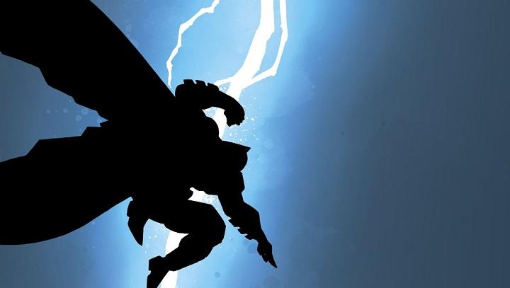 Caballero Oscuro III: La Raza Superior #9