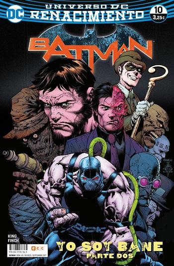 Batman: Renacimiento #10