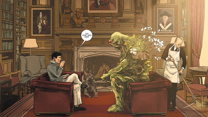 Batman: Renacimiento #12