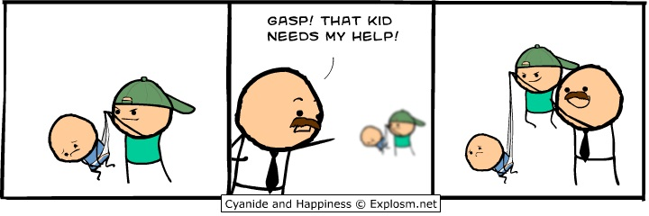 Cyanide & Happiness: Puñaladas S.A.
