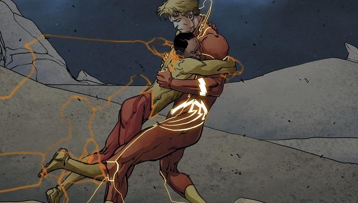Flash: Renacimiento #10