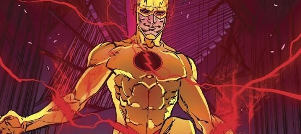 Flash: Renacimiento #13