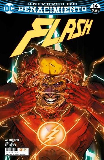 Flash: Renacimiento #14
