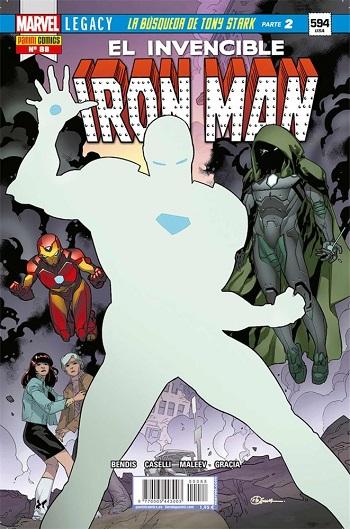 El Invencible Iron Man #88