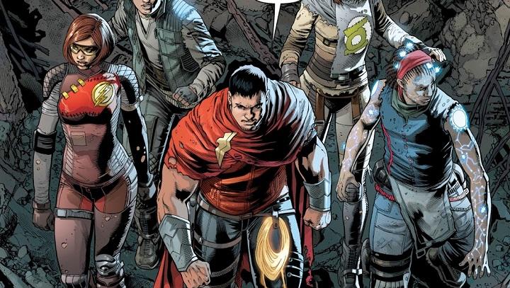 Liga de la Justicia: Renacimiento #15