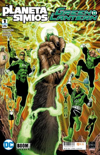 El Planeta de los Simios / Green Lanterns