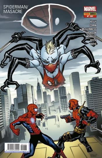 El asombroso Spiderman #137