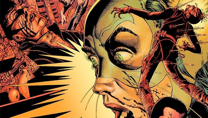 Grandes Autores de Batman: Ann Nocenti - Rastro de Pólvora
