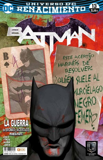 Batman: Renacimiento #13