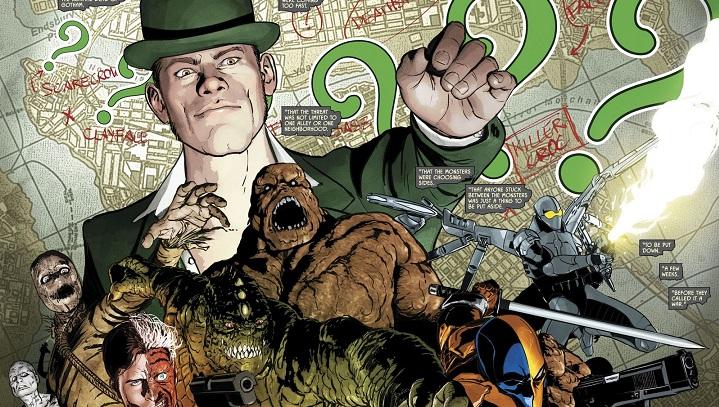 Batman: Renacimiento #14