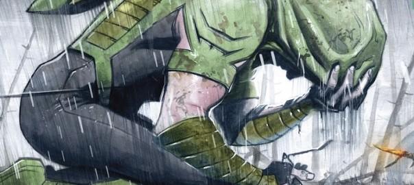 Green Arrow: Renacimiento #6