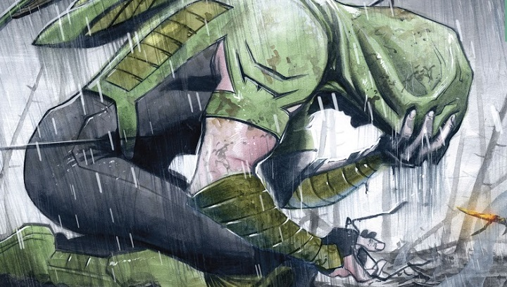 Green Arrow: Renacimiento #6