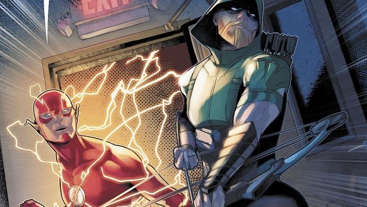 Green Arrow: Renacimiento #7