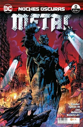 Noches Oscuras: Metal #0