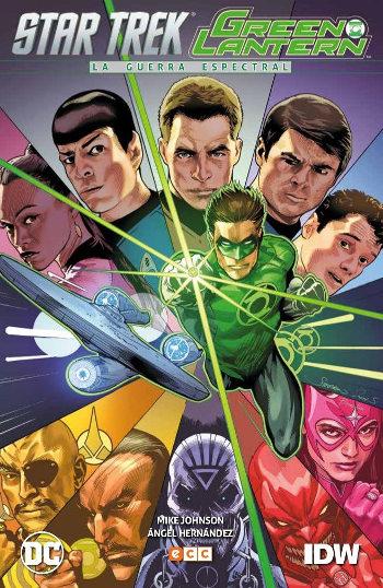 Star Trek/Green Lantern: La guerra espectral