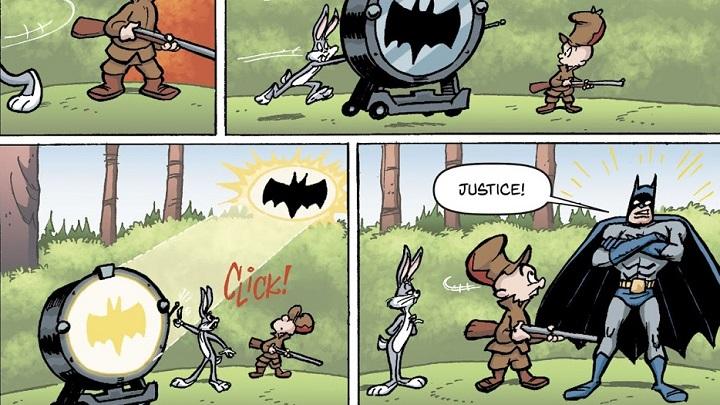 Batman / Elmer Fudd