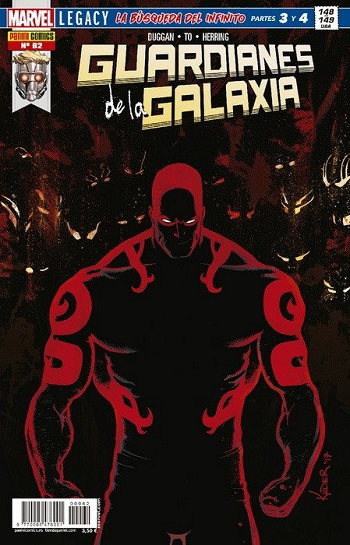 Guardianes de la Galaxia #62