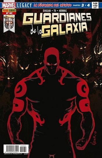 Guardianes de la Galaxia #62