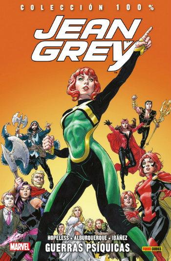 Jean Grey: Guerras Psíquicas