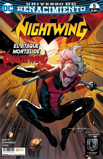 Nightwing: Renacimiento #5
