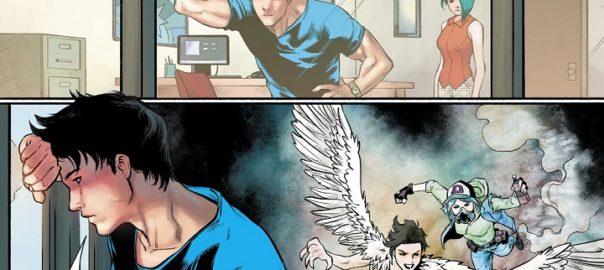 Nightwing: Renacimiento #6