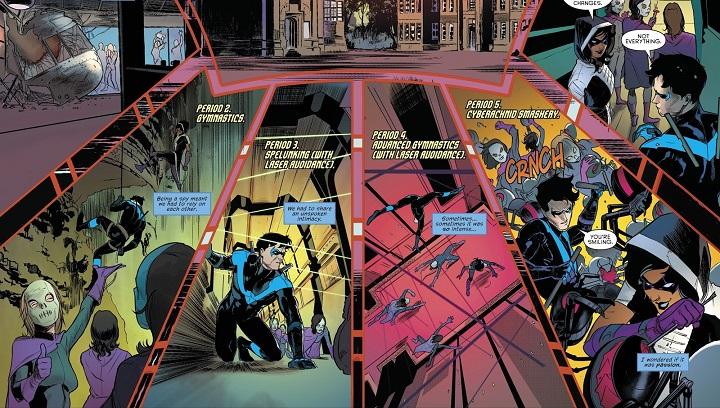 Nightwing: Renacimiento #7