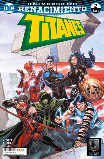 Titanes #2