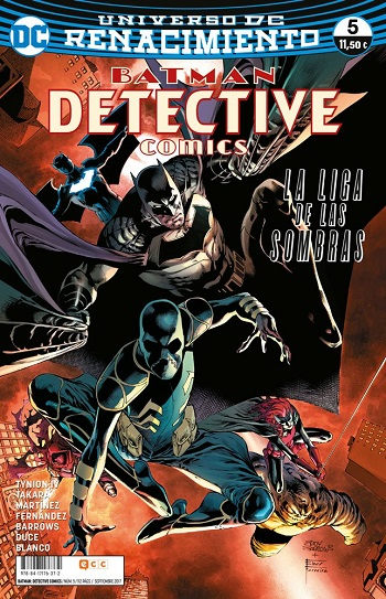 Batman: Detective Comics #5
