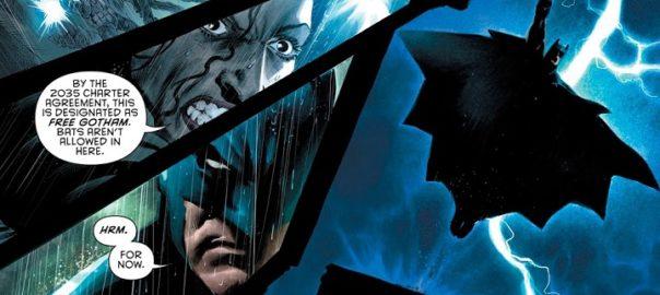 Batman: Detective Comics #9