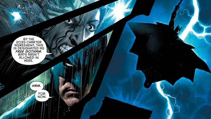 Batman: Detective Comics #9